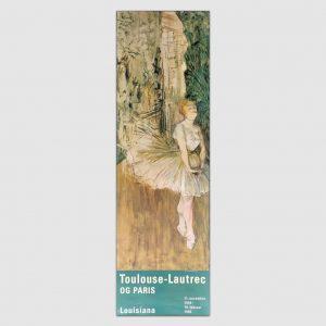 Toulouse-Lautrec, Danserinde, Louisiana 1994