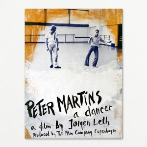 Per Kirkeby - Peter Martins en film af Jørgen Leth