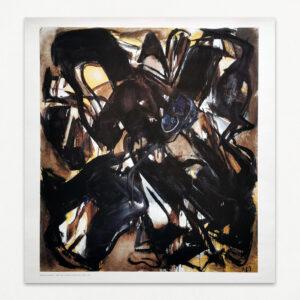 Plakat med maleri af Mogens Andersen