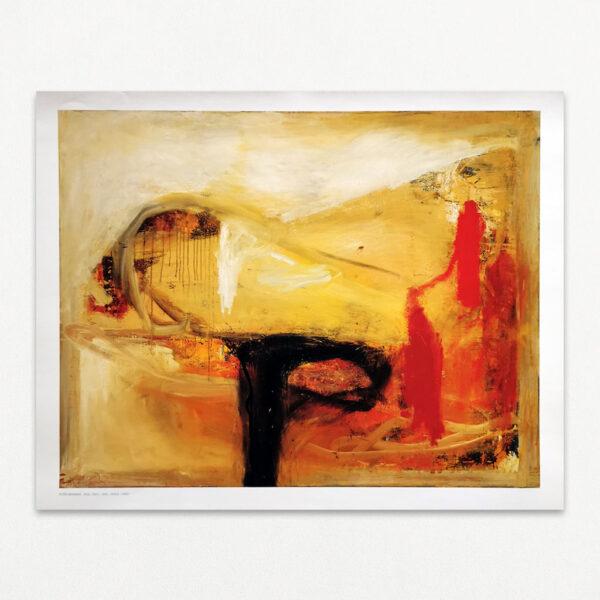 Plakat med Peter Brandes: Idol