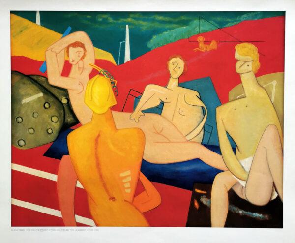 Wilhelm Freddie: Paris dom (1986)