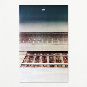 Bent Holstein - DSB årsplakater 1/6 fra 1980